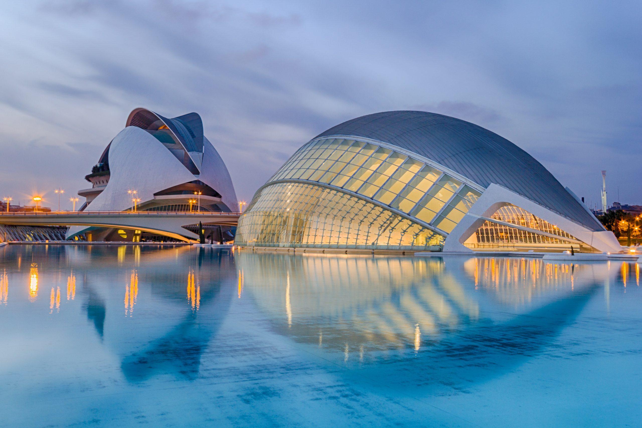 Modern Architecture Wonders